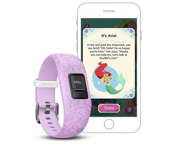 Rellotges Marca GARMIN Per Nens. Activitat esportiva Electrònica, Article: VIVOFIT JR2.