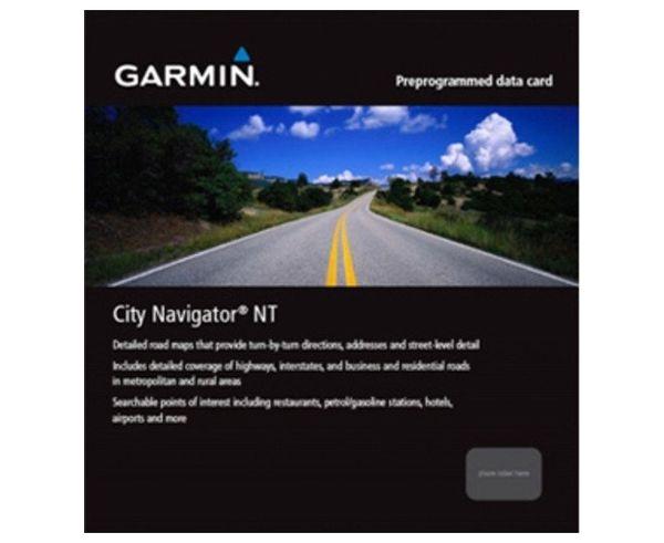 Accessoris-Recanvis Marca GARMIN Per Unisex. Activitat esportiva Electrònica, Article: CITY NAVIGATOR® EUROPE NT: SPAIN AND PORTUGAL MICROSD/SD CARD.