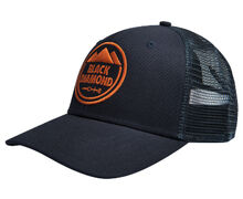 Complements Cap Marca BLACK DIAMOND Per Unisex. Activitat esportiva Mountain Style, Article: BD TRUCKER HAT.
