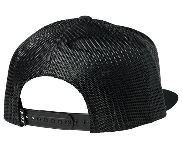Complements Cap Marca FOX Per Unisex. Activitat esportiva Street Style, Article: PIT STOP SNAPBACK HAT.