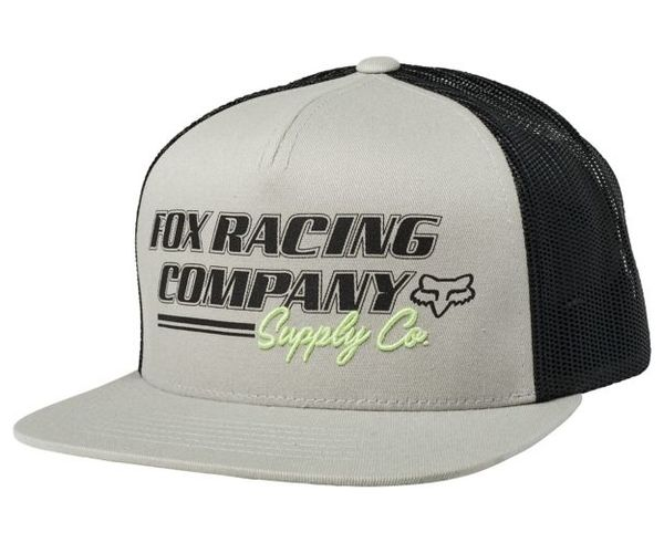 Complements Cap _BRAND_ FOX _FOR_ Unisex. _SPORT ACTIVITY_ Street Style, _ITEM_: PIT STOP SNAPBACK HAT.
