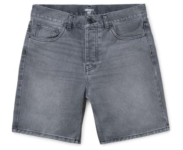 Pantalons Marca CARHARTT Para Home. Actividad deportiva Street Style, Artículo: NEWEL SHORT WORN BLEACHED.