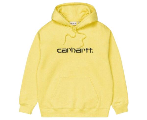 Dessuadores Marca CARHARTT Para Home. Actividad deportiva Street Style, Artículo: HOODED CARHARTT SWEATSHIRT.