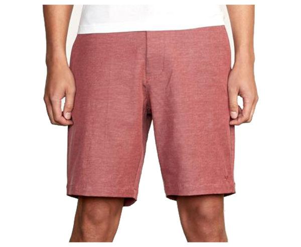 Pantalons Marca RVCA Para Home. Actividad deportiva Street Style, Artículo: BACK IN HYBRID.