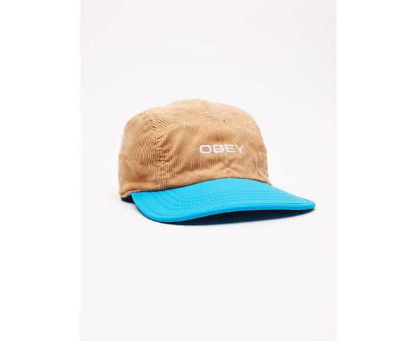 Complements Cap Marca OBEY Per Home. Activitat esportiva Street Style, Article: ICON REVERSIBLE 5 PANEL HAT.