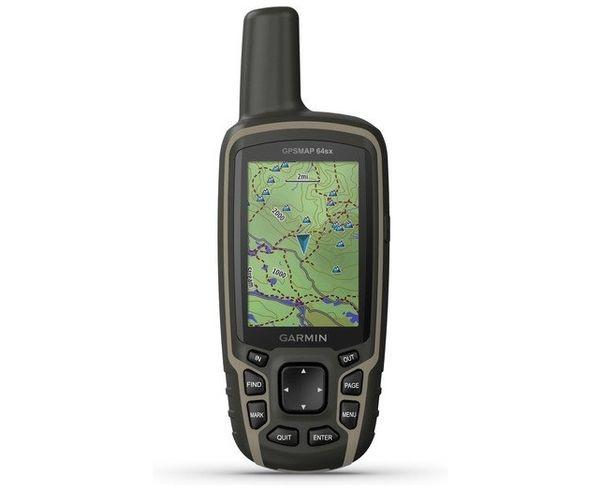 Altímetres Marca GARMIN Para Unisex. Actividad deportiva Electrònica, Artículo: GPS 64SX MAP.