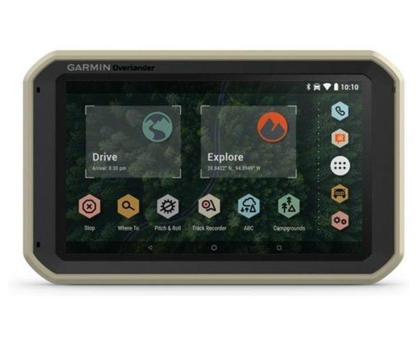 GPS Marca GARMIN Para Unisex. Actividad deportiva Electrònica, Artículo: OVERLANDER.