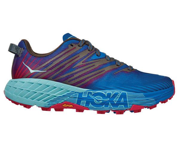 Zapatillas Marca HOKA ONE ONE Para Mujer. Actividad deportiva Trail, Artículo: SPEEDGOAT 4.