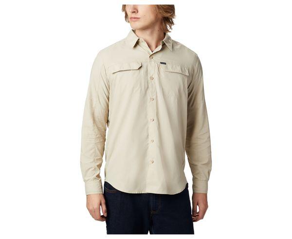 Camises Marca COLUMBIA Per Home. Activitat esportiva Mountain Style, Article: SILVER RIDGE 2.0 LS.