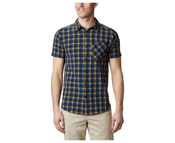 Camises Marca COLUMBIA Per Home. Activitat esportiva Excursionisme-Trekking, Article: TRIPLE CANYON SS SHIRT.