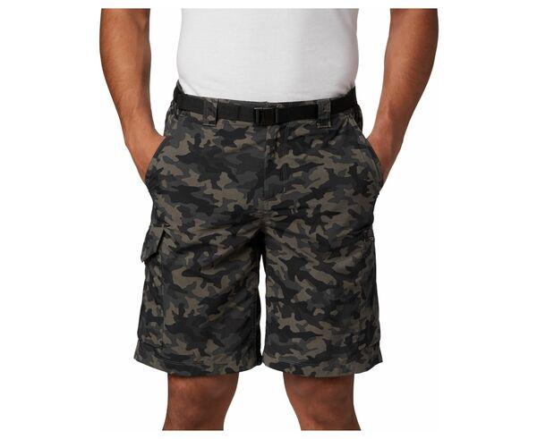 "Pantalons Marca COLUMBIA Per Home. Activitat esportiva Mountain Style, Article: SLVR RDGE M PRTD SHORT 10""."