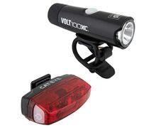 Il·Luminació Marca CATEYE Per Unisex. Activitat esportiva Ciclisme carretera, Article: KIT LUCES VOLT100 / RAPID MICRO.