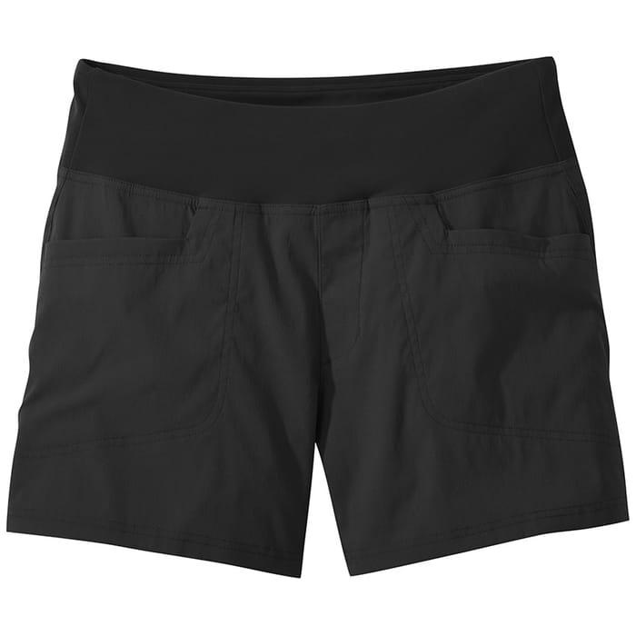 Pantalons Marca OUTDOOR RESEARCH Per Dona. Activitat esportiva Mountain Style, Article: PANTALON CORTO MUJER ZENDO - 5.