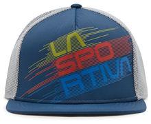 Complements Cap Marca LA SPORTIVA Per Unisex. Activitat esportiva Mountain Style, Article: TRUCKER HAT STRIPE EVO.
