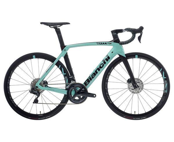 Bicicletes Marca BIANCHI Per Unisex. Activitat esportiva Ciclisme carretera, Article: OLTRE XR4 CV DISC ULTEGRA DI2.