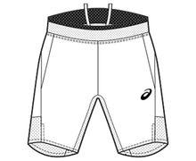 Pantalons Marca ASICS Per Home. Activitat esportiva Tennis, Article: CLUB M.