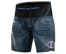 Pantalons Marca CRAZY IDEA Per Unisex. Activitat esportiva Trail, Article: SHORT FLASH MAN.