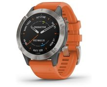 Rellotges Marca GARMIN Per Unisex. Activitat esportiva Electrònica, Article: FENIX 6 SAPPHIRE TI.