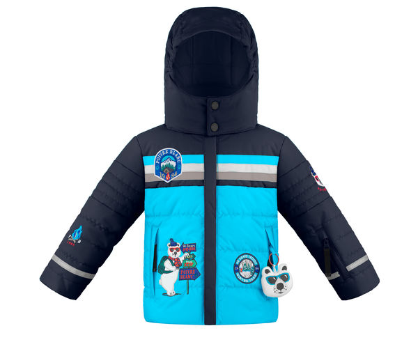 Jaquetes Marca POIVRE BLANC Per Nens. Activitat esportiva Esquí All Mountain, Article: CHAQUETA SKI W19-0903.