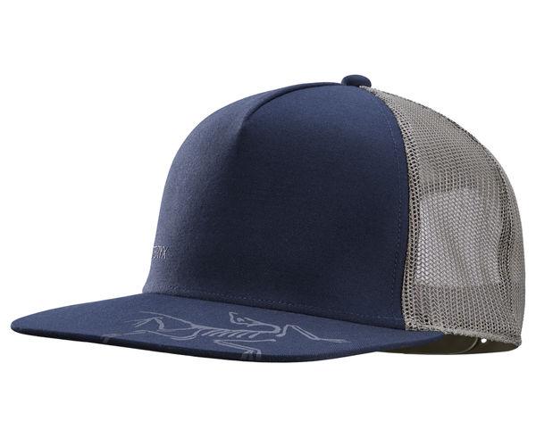Complements Cap Marca ARC'TERYX Per Unisex. Activitat esportiva Mountain Style, Article: BIRD BRIM FLAT TRUCKER.