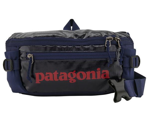 Motxilles-Bosses Marca PATAGONIA Per Unisex. Activitat esportiva Excursionisme-Trekking, Article: BLACK HOLE WAIST PACK 5L.