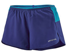 Pantalons Marca PATAGONIA Per Dona. Activitat esportiva Trail, Article: W'S STRIDER PRO SHORTS - 3 IN..