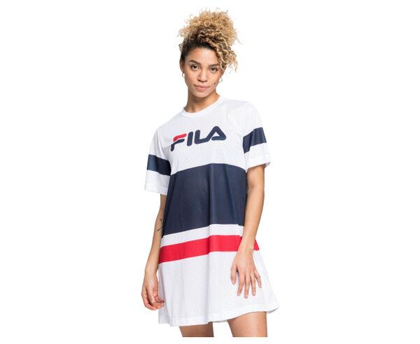 Vestits Marca FILA Per Dona. Activitat esportiva Street Style, Article: WOMEN BASANTI TEE DRESS.