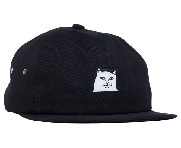 Complements Cap Marca RIPNDIP Per Unisex. Activitat esportiva Street Style, Article: LORD NERMAL 6 PANEL.