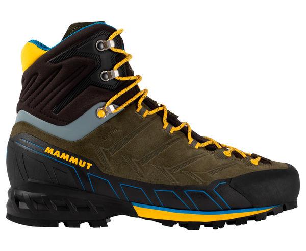 Botes Marca MAMMUT Per Home. Activitat esportiva Alpinisme-Mountaineering, Article: KENTO TOUR HIGH GTX M'S.