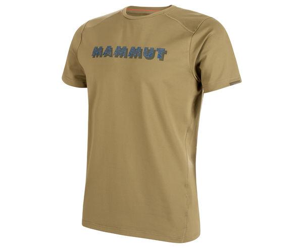 Samarretes Marca MAMMUT Per Home. Activitat esportiva Trail, Article: SPLIDE LOGO M'S.