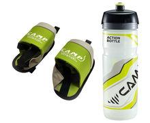 Hidratació Marca CAMP Per Unisex. Activitat esportiva Excursionisme-Trekking, Article: BOTTLE HOLDER 0.75L TUBE+ACTION BOTTLE.
