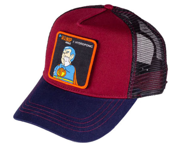 Complements Cap _BRAND_ HYDROPONIC _FOR_ Home. _SPORT ACTIVITY_ Street Style, _ITEM_: CP PATCH SUPPAMAN.