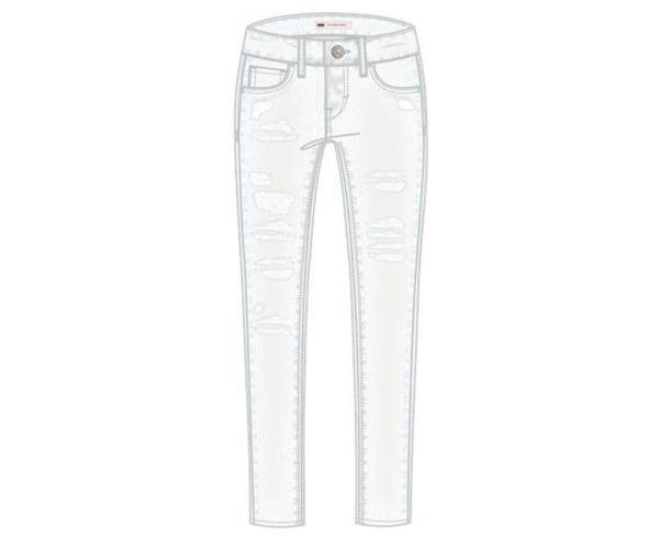 Pantalons Marca LEVI'S KIDS Per Nens. Activitat esportiva Casual Style, Article: LVG 710 COLOR JEAN.
