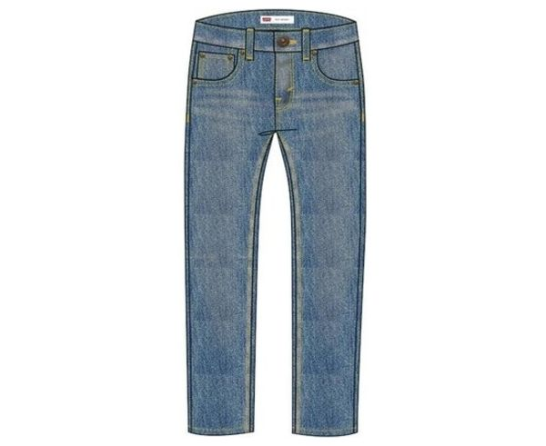 Pantalons Marca LEVI'S KIDS Per Nens. Activitat esportiva Casual Style, Article: LVB 510 SKINNY FIT JEAN.