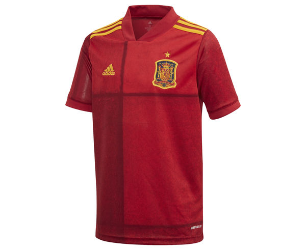Samarretes Marca ADIDAS Per Nens. Activitat esportiva Futbol, Article: SPAIN HOME JERSEY.