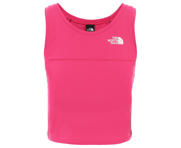 Samarretes Marca THE NORTH FACE Per Dona. Activitat esportiva Trail, Article: W ACTIVE TRAIL TANKLETTE.