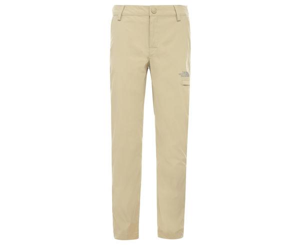 Pantalons Marca THE NORTH FACE Per Nens. Activitat esportiva Excursionisme-Trekking, Article: G EXPLORATION PANT.