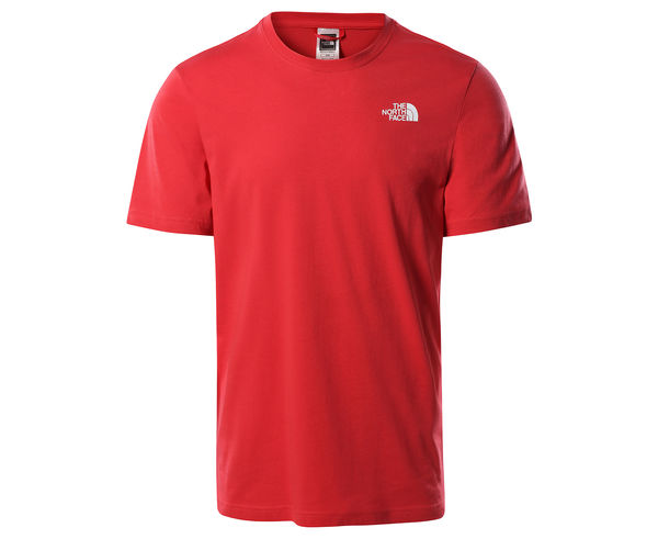 Samarretes Marca THE NORTH FACE Per Home. Activitat esportiva Excursionisme-Trekking, Article: MEN'S S/S REDBOX TEE.
