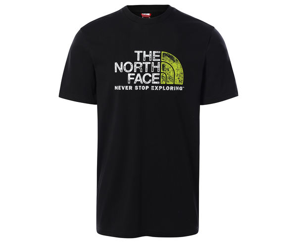 Samarretes Marca THE NORTH FACE Per Home. Activitat esportiva Excursionisme-Trekking, Article: M S/S RUST 2 TEE.