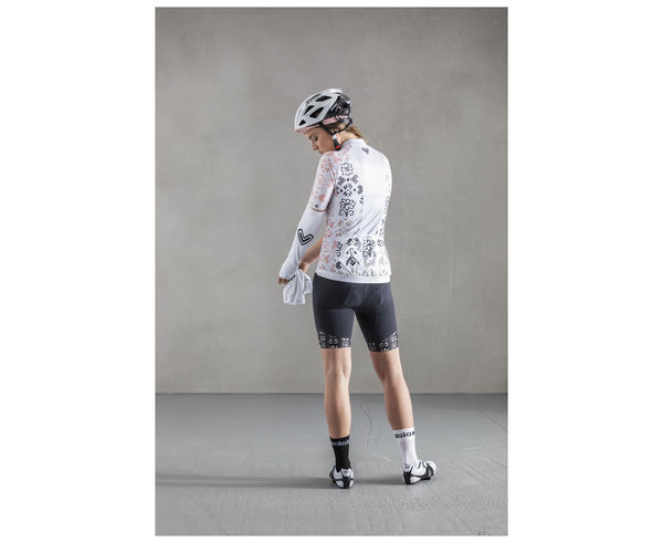 Braçals-Camals Marca MALOJA Per Dona. Activitat esportiva Ciclisme carretera, Article: PURAM. ARMWARMERS.