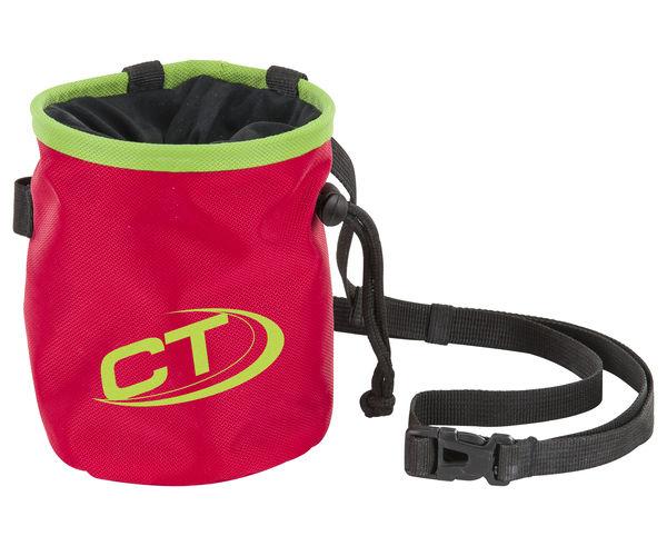 Accessoris Marca CLIMBING TECHNOLOGY Para Unisex. Actividad deportiva Escalada, Artículo: CYLINDER CHALK BAG.