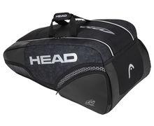 Motxilles-Bosses Marca HEAD Per Unisex. Activitat esportiva Tennis, Article: DJOKOVIC 9R SUPERCOMBI.