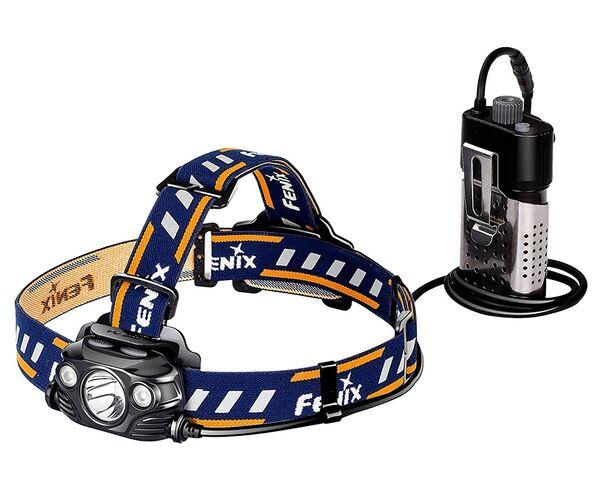 Il·Luminació Marca FENIX Per Unisex. Activitat esportiva Esquí Muntanya, Article: FRONTAL HP30R.