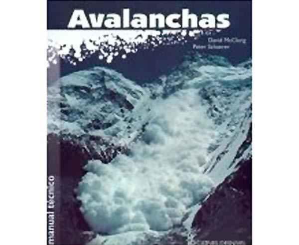 Bibliografies-Cartografies Marca DESNIVEL Per Unisex. Activitat esportiva Alpinisme-Mountaineering, Article: AVALANCHAS.