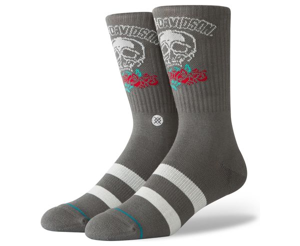 Mitjons Marca STANCE Per Unisex. Activitat esportiva Street Style, Article: HARLEY ROSE ARE RED.