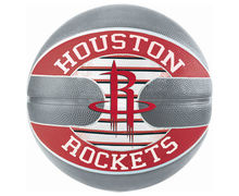 Pilotes Marca SPALDING Per Home. Activitat esportiva Bàsquet, Article: NBA TEAM HOUSTON ROCKETS.
