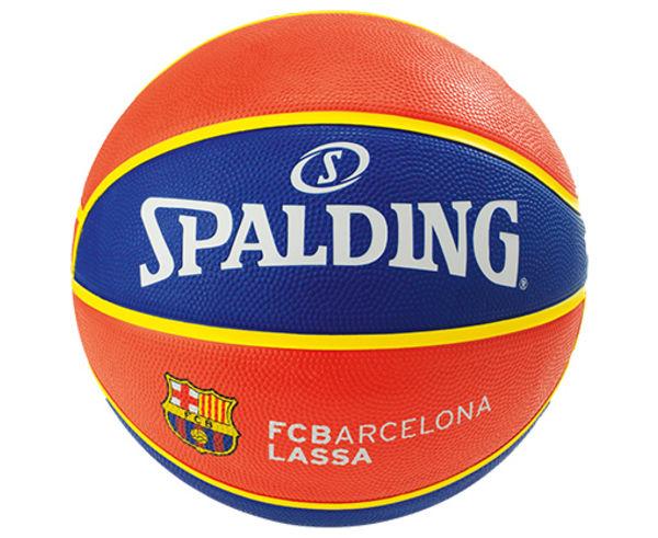 Pilotes Marca SPALDING Per Unisex. Activitat esportiva Bàsquet, Article: EL TEAM FC BARCELONA SZ.7.