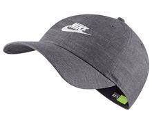Complements Cap Marca NIKE Per Unisex. Activitat esportiva Sport Style, Article: U NSW H86 CAP FUTURA CHAMBRAY.