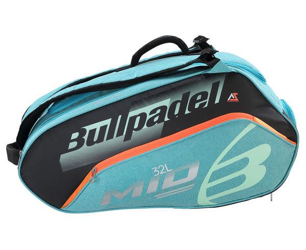 Motxilles-Bosses Marca BULLPADEL Para Unisex. Actividad deportiva Padel, Artículo: BPP-20007 MID CAPACITY.