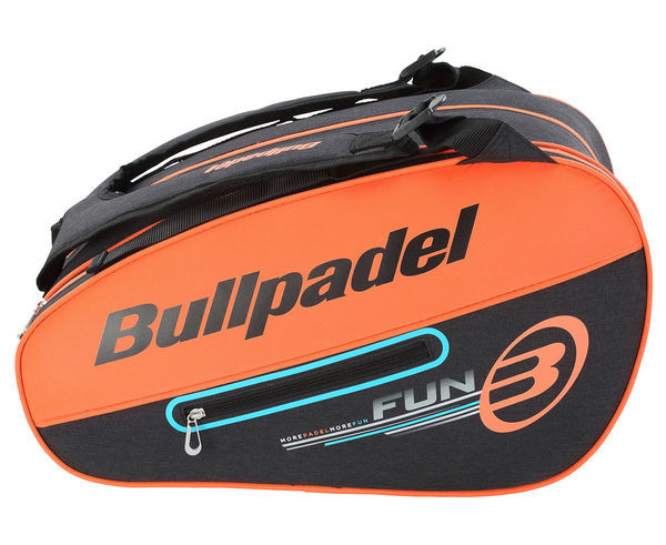 Motxilles-Bosses Marca BULLPADEL Para Unisex. Actividad deportiva Padel, Artículo: BPP-20004 FUN.